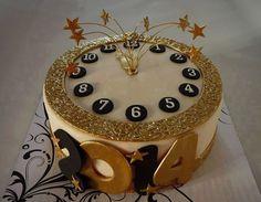 Happy New Year Cake More