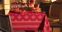 Toalha de Mesa Cristal #table #christimas #decor