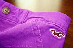 purple jeansss