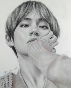 ❥ Jikook Imagine two small hearts, pure, growing with the blows they receive Hayran # Fan Fiction # amreading # books # wattpad Bts Taehyung, Taehyung Fanart, K Pop, Kpop Drawings, Celebrity Drawings, Wattpad, Bts Chibi, Bts Fans, Realistic Drawings
