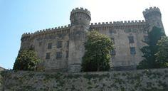 Castello Orsini Odescalchi Bracciano Italy