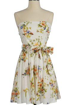 Spring dress <3