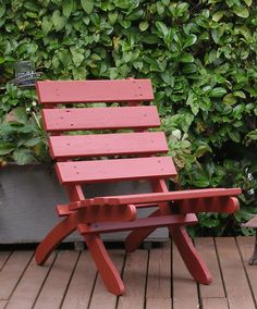 Classic Design Folding Wooden Chair   color by laughingcreekprod, $138.00