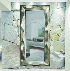 Barockspiege Espejo De Pared En Repro Antiguo Barroco Estilo Moderno Oro Blanco Muebles Antiguos Y Decoración Arte Y Antigüedades