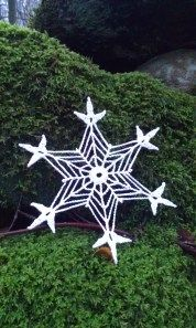 Northern Light Snowflake