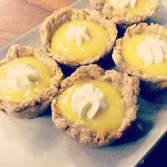 Black Jet Bakery: Lemon Cremes