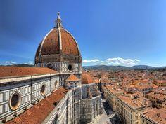 Firenze capitale. Cinque anni di storia che cambiarono il volto alla città del Rinascimento italiano.