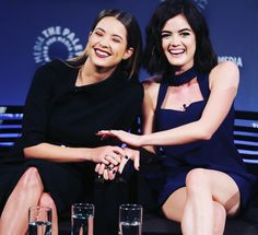 Ashley Benson Reveals that she and Lucy Hale were Friends Before 'Pretty Little Liars'!