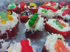 Candy Sushi  so fun to make  the kids loved it