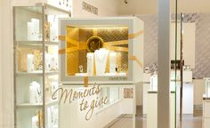 Swarovski XMAS campaign 2012 by dfrost visual merchandising