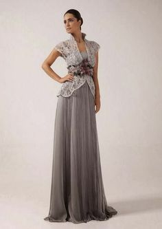 Vestidos de noche para boda senoras