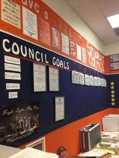 """What we have done at Legacy High School is we have made our """"Leadership Wall"""" on… Leadership Classes, Leadership Traits, Student Leadership, Leadership Activities, Group Activities, School Council Ideas, Student Council Activities, Student Gov, Student Teaching"""