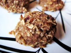 """Healthy Oatmeal Breakfast Cookies- MADE THEM:  my husband literally almost threw up upon biting into this.  The claim that the texture is like """"cross between a cookie and a muffin top"""" is inaccurate to say the least.  That conjures up something like a pumpkin cookie.  Yum, right?  No.  Think a cross between if you have a busy day and a bowl of oatmeal gets left in the bottom of the sink overnight and shoe leather.  Awful.  My son called them trick cookies cuz they smell so good but taste so…"""