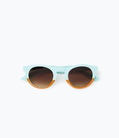 Image 1 of TWO-TONE SUNGLASSES from Zara