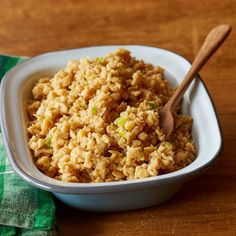 Orange, Fried Rice, Risotto, Fries, Food And Drink, Ethnic Recipes, Nasi Goreng