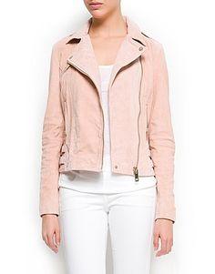 ASOS Fashion Finder   Suede perfecto jacket