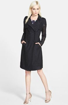 Chelsea28 Lace Topper available at #Nordstrom