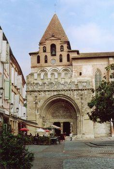 Moissac - Church of Saint-Pierre - Tarn-et-Garonne dept. - Midi-Pyrénées region, France      ...fr.struturea.de