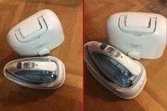 Fer à repasser (Japonais) Léger et facile à déplacer Nécessite un convertisseur de courant externe