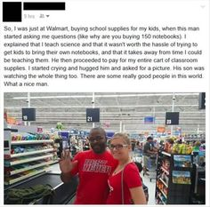 Faith In Humanity Restored – 12 Pics: