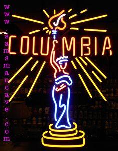 Columbia Neon