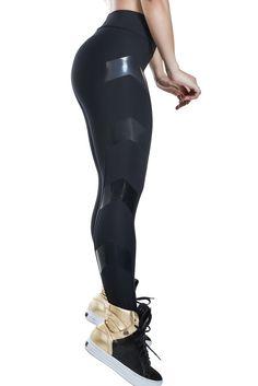 Signaling Legging   Labellamafia clothing