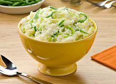 Cabbage Mashed Potatoes Recipe | FaveHealthyRecipes.com