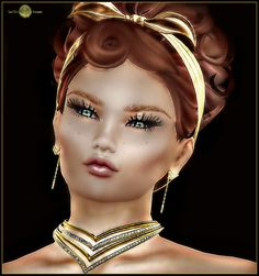 YSORAL    ╰☆╮ - Mainstore  - Set Luxe Necklace