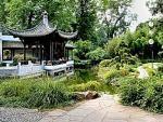Chinesischer Garten © Grünflächenamt, Foto Hr. Lechthaler