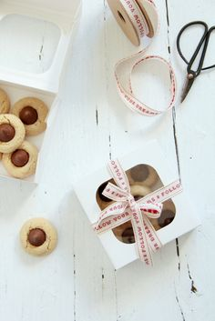 Food and Cook by trotamundos » Peanut Butter Blossom Cookies