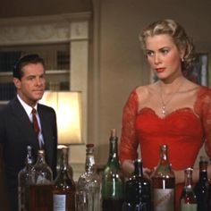 """Dial M for Murder""  Grace Kelly, Ray Malland & Robert Cummings.  I love the suspence in this movie."
