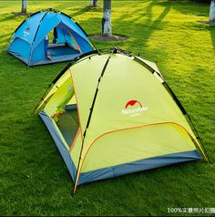 Grande tente camping All Weather 10 personne 2-pièce outdoor famille Cabane Abri