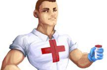 """Stages, états d'âme, monde infirmier, coin lecture, concours infirmier, examens, ... Découvrez le quotidien d'un élève infirmier dans le blog d'""""Un homme en blanc"""""""
