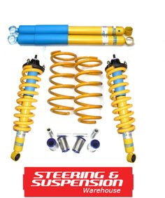 Nissan NAVARA Bilstein Suspension Lift Kit for sale online Nissan Navara 4x4, 2006 Tundra, Suzuki Swift, Lift Kits, Pick Up, Car Accessories, Cars And Motorcycles, Transportation, Trucks