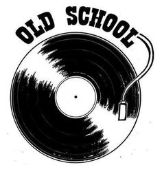 Tattoo old school music hip hop 23 ideas for 2019 Vinyl Music, Vinyl Art, Vinyl Records, House Music, Music Is Life, Arte Punk, Old School Music, Old Music, Music Music