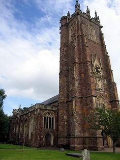 st andrew's church, cullompton, devon