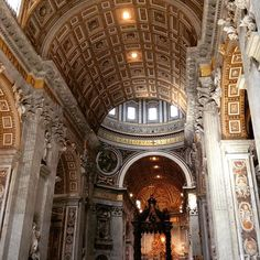 Sun 7.6.2014 St. Peter's Basilica in Vatican City by vviviantt
