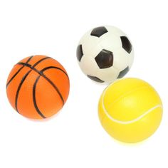 1pc Cute Elastic Rubber Stress Relief Ball Heart Shaped Exercise Stress Relief Squeeze Soft Foam Ball Choice Materials Beauty & Health