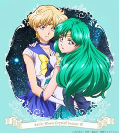 Sailor Moon Crystal S3 2nd vol. Blu-ray/DVD cover