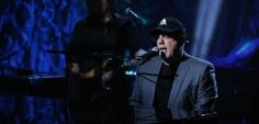 """New lyrics to Billy Joel's """"Miami 2017"""" that he sang on the concert for recovery for Sandy victims."""
