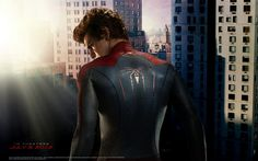 The Amazing Spider-Man - andrew garfield wallpaper