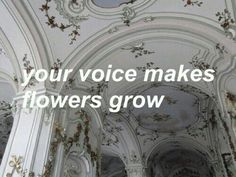 Your voice makes flowers grow. on We Heart It Lydia Banshee, Mathilda Lando, Spirit Fanfic, The Wicked The Divine, Art Tumblr, Will Herondale, My Sun And Stars, Hades And Persephone, Lana Del Rey