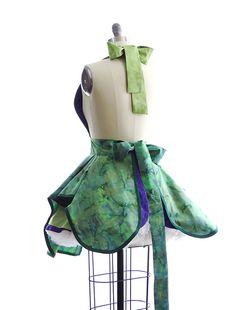 Retro de plataforma Hocus Pocus verde bruja mujer por bambinoamore
