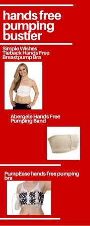 cfbc0456f35 Buy best hands-free pumping bustier. The pin may contain affiliate link