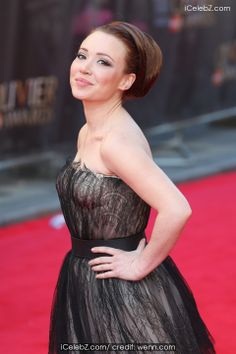 Daisy Lewis Olivier Awards 2014 held at the Royal Opera House http://icelebz.com/events/olivier_awards_2014_held_at_the_royal_opera_house/photo19.html