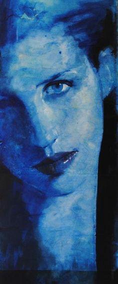 Max Gasparini | Italian painter 1970. This puts me in mind of fine porcelain.