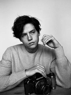 Cole Sprouse for Rogue Magazine issue 5