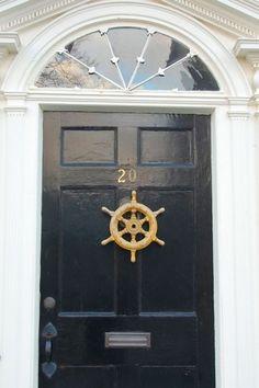 sailor door