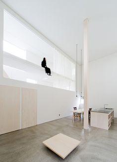 House Trough by Jun Igarashi Architects