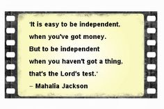 independent quote images - Google Search